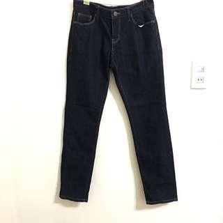 🚚 深藍|SPAO牛仔褲 (出清特價中)