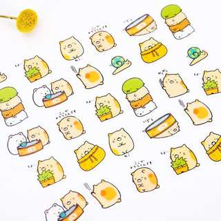japanese stickers Sumikko Gurashi