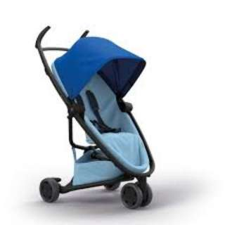 NEW: Quinny Zapp Flex Blue on Sky Jogger Stroller