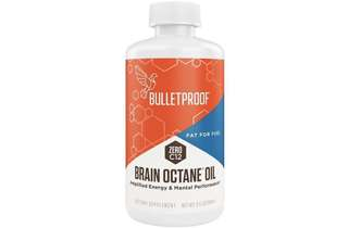 [IN-STOCK] Bulletproof Brain Octane Oil, Reliable and Quick Source of Energy, Ketogenic Diet, More Than Just MCT Oil (3 Ounces)