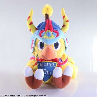 WTS Final Fantasy 30th Anniversary Plush Toy