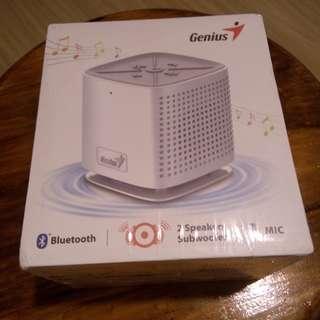 Genius Bluetooth Subwoofer Speakers