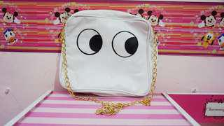 Eyes Slingbag