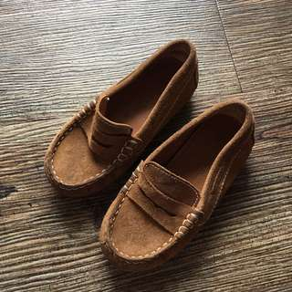 Zara Loafers Suede for Little Boys