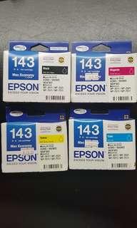Epson 143 Original Ink Cartridge