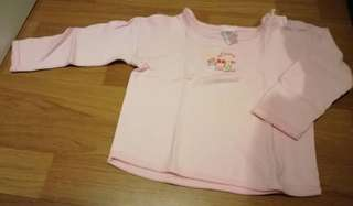 Baby Poney long sleeves top