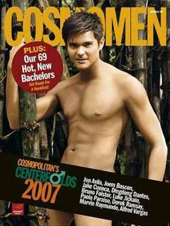 Cosmo Men 2007 Dingdong Dantes