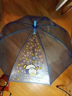 Pekkle AP鴨造型 膠雨傘
