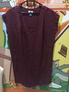 Mini Dress Cewek Big size