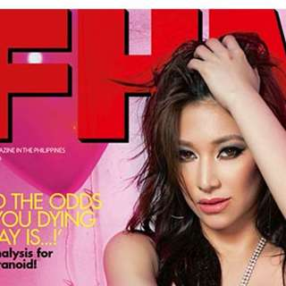 FHM Magazine February 2010 Rufa Mae