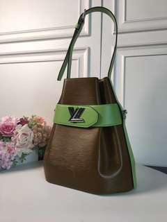 lv twist bucket bag