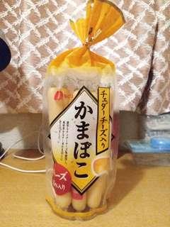 日本特濃芝士腸(大條裝)
