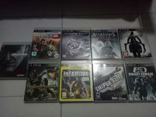 [USED] Ps3 Games