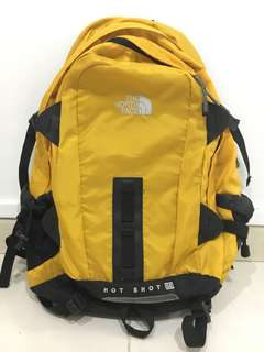 The North Face Backpack Hot Shot