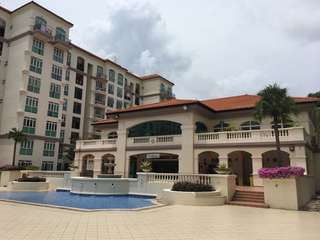 1 Bedder condo at Estella GARDENS for immediate rental