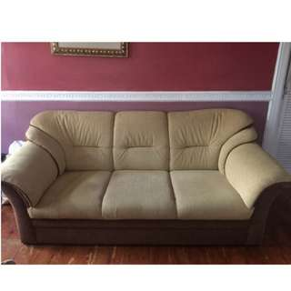 Sofa Set 3seater