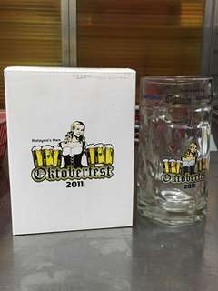 LIMITED EDITION Octoberfest 2011 Beer Cup