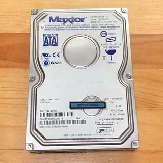 Maxtor 3.5吋 80GB 7200rpm SATA2 Hard Disk HDD 硬碟機