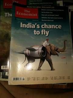 The economist (2015)