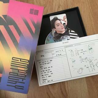 WTS NCT 2018 EMPATHY DREAM VERSION