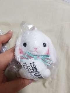 🚚 Amuse Poteusa Loppy Pastel Bunnies
