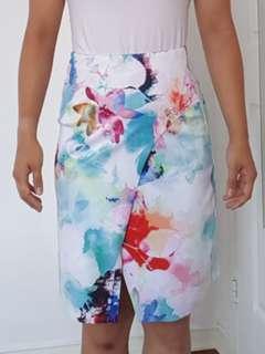 Spring/Summer Office Skirt