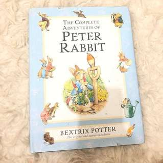 The Complete Adventure Of PETER RABBIT