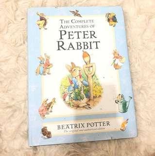 The Complete Adventure Of PETER RABBIT