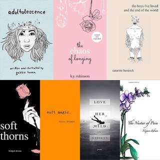 UNLI EBOOKS (WE HAVE POEMS TOO!)