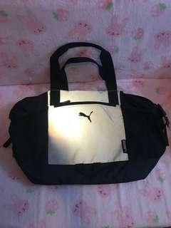 Puma Bag 反光面物料 旅行袋 運動袋