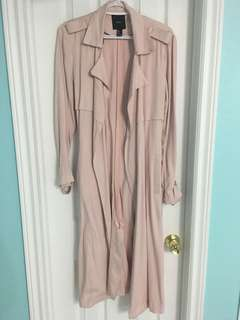 Duster Jacket Pink size M