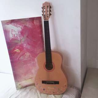 Acoustic guitar (negotiable)