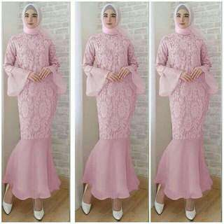Organdi dress duyung