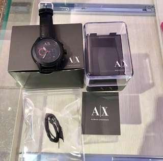 🚚 Armani Exchange AX1215 男錶 三眼錶