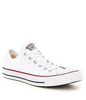 White Converse Preloved