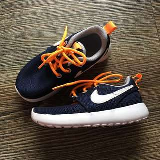 Nike for Little Boys Navy Blue