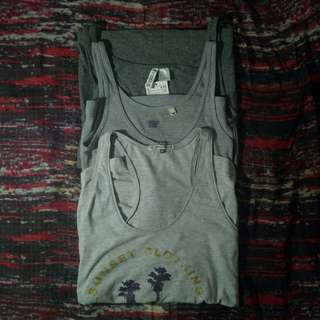 Tank top bundle (H&M and America Today)