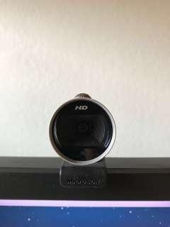 Microsoft HD webcam