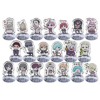 [PO] Jump Character Store Japan Acrylic Mini Figure Tokyo Ghoul 4th