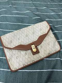 Christian Dior Vintage clutch 100% authentic 100% real 🈹️ dior中古clutch