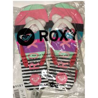 Roxy Girls slippers