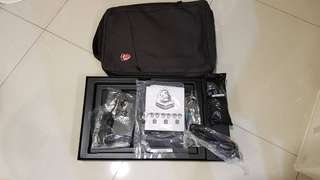 🚚 MSI GS60 6QD-450TW 15.6吋高階電競筆電  I7-6700 HQ 盒裝完整 原廠筆電包16G記憶體