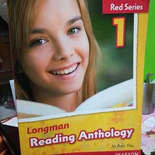 Longman Reading Anthology Red Series Book 1 Jo Ann Yau PEARSON