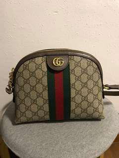 💯 Auth Gucci Supreme Ophidia Bag