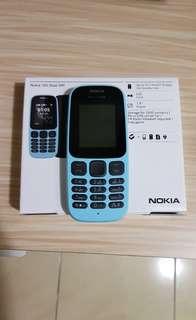 HP NOKIA 105 DUAL SIM