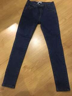 Assymetrical Jeans