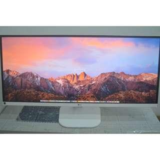 "🚚 LG Electronics 34UM56 34"" UltraWide 21:9 AH-IPS 2560x1080 HDMI DVI 34 inch CineView Monitor"