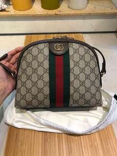 Gucci貝殼包$30000-