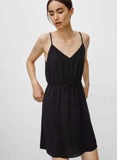 ARITZIA BABATON CASIMIR DRESS