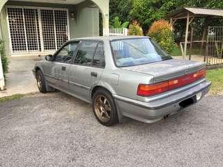 Honda Civic Ex 1.6